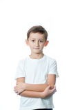 Portrait of young boy. Stock Image