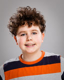 Portrait of young boy Royalty Free Stock Photo