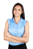 Portrait of a young business woman. Stock Photography