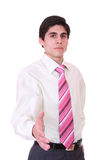 Portrait of a young businessman Stock Image