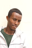 Portrait of a young Ethiopian Stock Photography