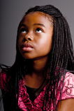 Portrait Young Girl Royalty Free Stock Image
