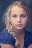 Portrait of a young girl Stock Photography