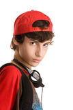 Portrait of young handsome man Royalty Free Stock Photo