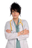 Portrait of Young Health Care Provider Royalty Free Stock Photography