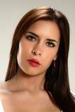 Portrait of young Hispanic woman Stock Image