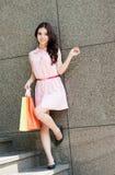 Perfect shopper Royalty Free Stock Photos
