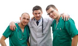 Group of medical doctor Royalty Free Stock Photography