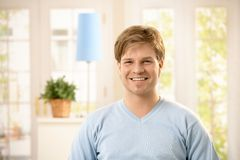 Portrait of young man Royalty Free Stock Image