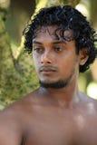 Sri Lanka man royalty free stock image