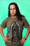 Portrait of Young Mexican Royalty Free Stock Photos