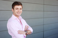 Portrait of a young professional man Stock Photo