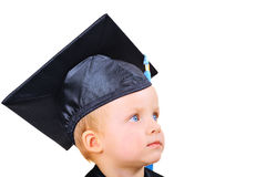 Portrait of young student Royalty Free Stock Photos