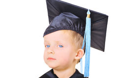 Portrait of young student Stock Photography