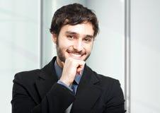 Businessman portrait Royalty Free Stock Photos