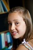 Portrait of  young teenage girl Stock Image