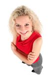 Portrait of Young Woman Royalty Free Stock Photography