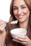 Muesli breakfast Stock Image