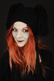 Witch woman Royalty Free Stock Photo