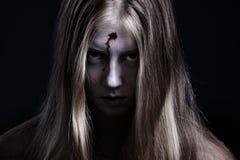 Portrait of zombie Royalty Free Stock Photos