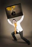 Portrait2 Imagens de Stock