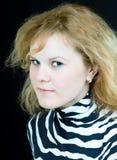 Portraitfrau Stockbild