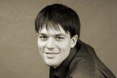 Portraitmann Lizenzfreie Stockbilder