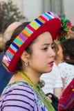 Portraits d'Amérique du Sud Photo libre de droits