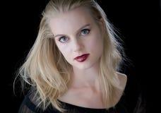 Portraits von Julie Lizenzfreie Stockfotos
