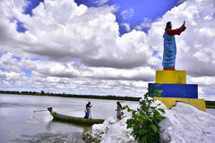 Portraits of the word. Alagoas. Brazil. The beauty  of the San Francisco River. State of Alagoas. Brazil Stock Photo