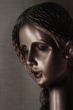 Portraitskulptur Lizenzfreie Stockfotos