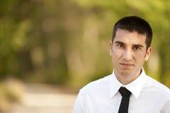 Portrat d'un homme d'affaires Images libres de droits