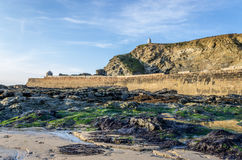Portreath港口 库存图片