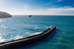 Portreath Cornwall England Großbritannien Lizenzfreie Stockfotografie