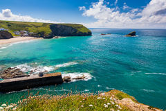 Portreath Cornwall England Stock Photo