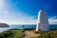 Portreath Cornwall England uk Obrazy Stock