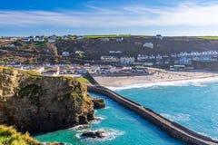 Portreath Cornwall England UK Royalty Free Stock Images