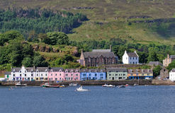 Portree Royalty Free Stock Photos