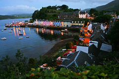 Portree Harbor Stock Photos
