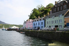 Portree Isle of Skye Stock Photos