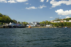Portree, Isle of Skye, Inner Hebrides of Scotland, UK Stock Photography