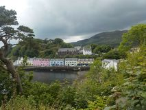 Portree, Isle of Skye, Scotland royalty free stock photography