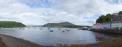 Portree, Isle of Skye, Scotland Stock Image