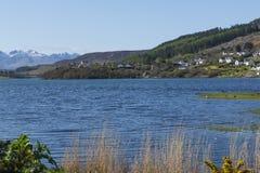 Portree Shore Ocean Scotland Royalty Free Stock Photos