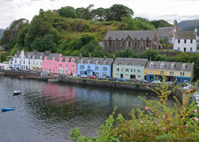 Portree , Skye Island Royalty Free Stock Images