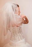 Portreit bride Royalty Free Stock Photo