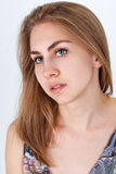 Portreit Cute Girl Royalty Free Stock Photo