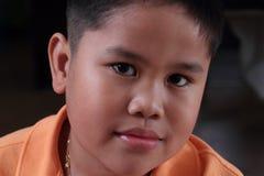 portretów azjatykci męscy potomstwa Obrazy Royalty Free