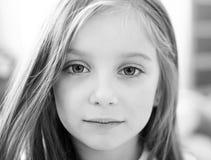 Portret śliczna liitle dziewczyna Obrazy Stock