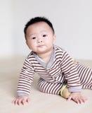 Portret śliczny dziecko fotografia royalty free